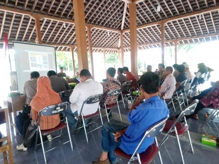 Musyawarah Desa Wisata Canden