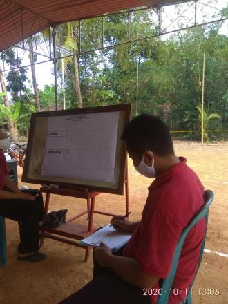 Pemilihan Ketua RT 004 Dusun Canden